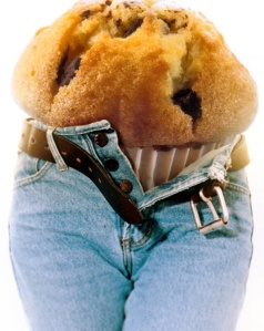 muffin-top