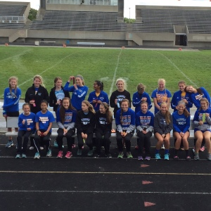 homestead girls xc 2015
